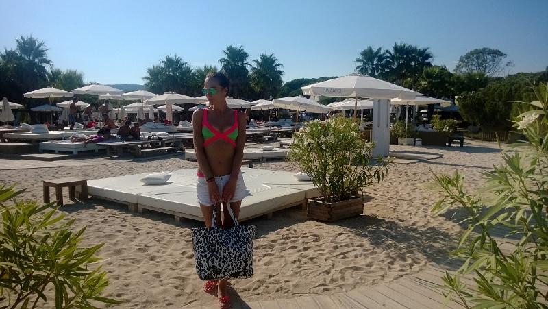 Nikki beach –St.Tropez