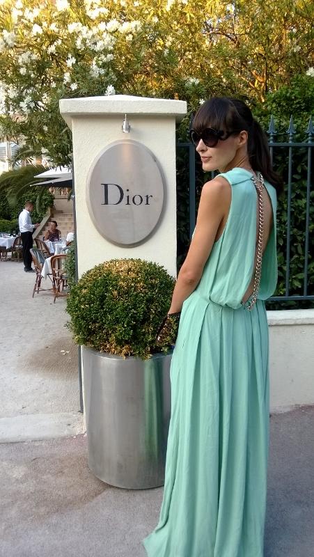 Dior des Lices restaurant –St.Tropez