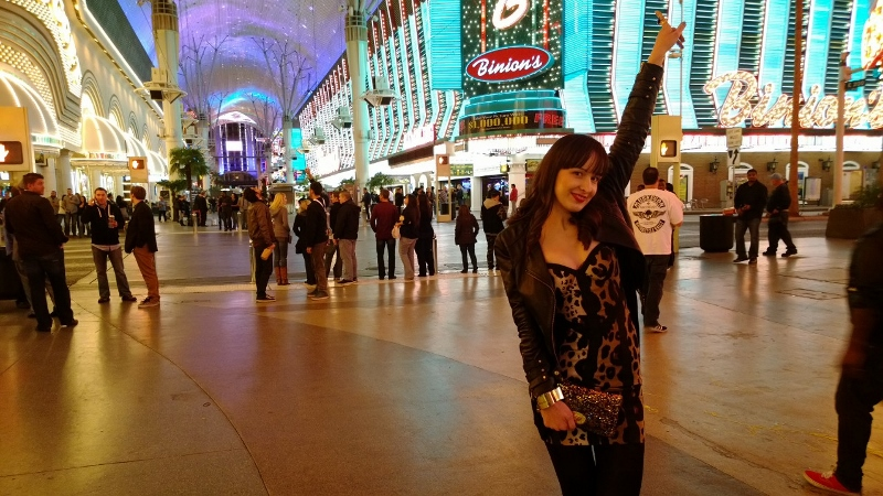 The one and only Sin City – Las Vegas :)