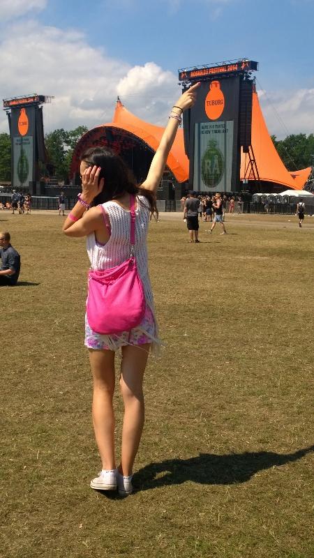 The Orange Feeling:)