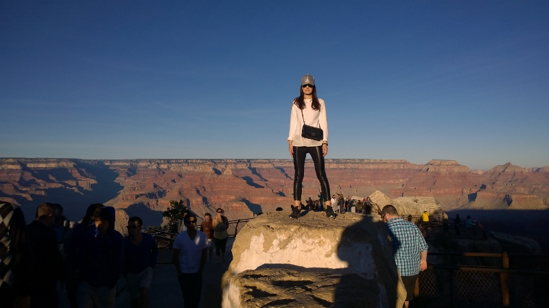 One and only Grand Canyon