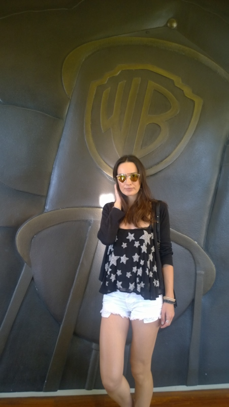 Warner Bros – a place where movie magic happens:)